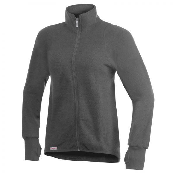Full Zip Jacket 400 Grey