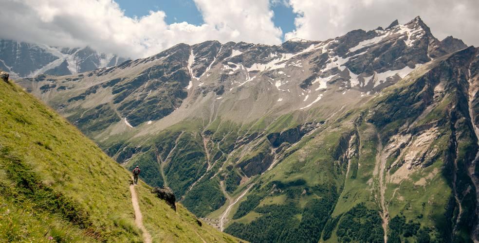 Mt Elbrus - Woolpowered