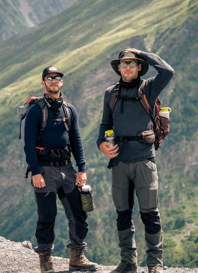 Mt Elbrus- Woolpowered