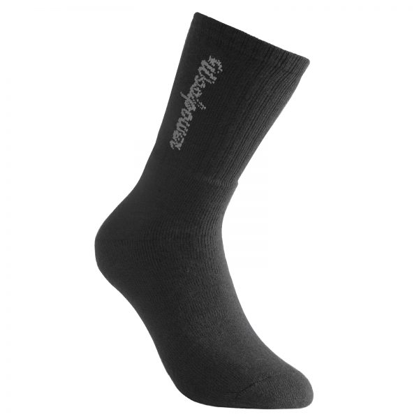Socks Classic Logo 400 Black