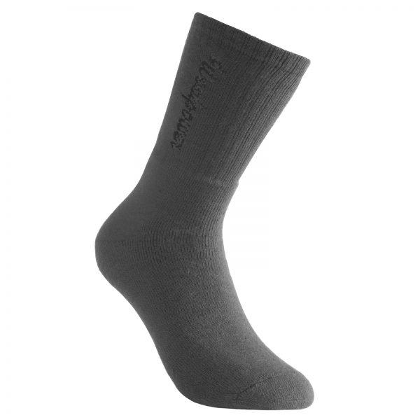 Socks Classic Logo 400 Grey