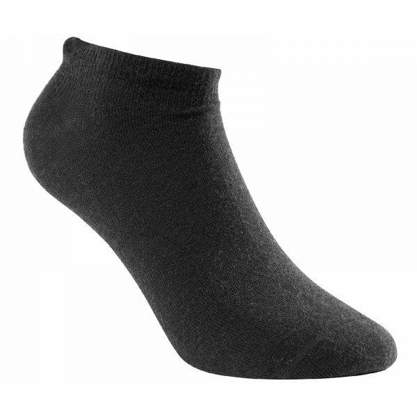 Socks Liner Short Black