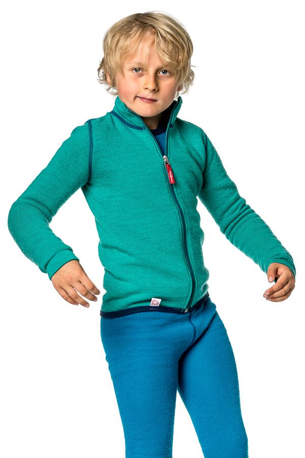 Kids Full Zip Jacket 400