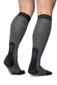 Socks skilled knee-high 400 Black