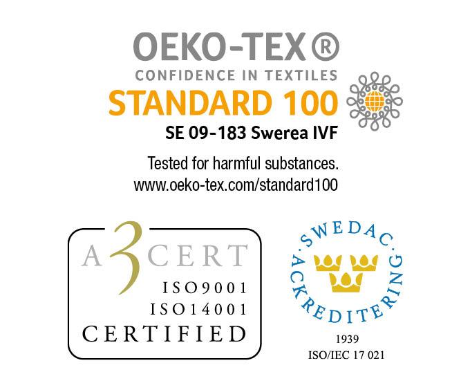 OEKO-TEX ISO