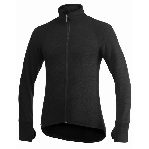 Full Zip Jacket 400 Black