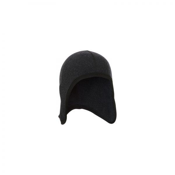 Framsida av hjälmmössa. Plagget är en del i vår multinormcertifierade Protectionserie. Namn på produkten Helmet Cap Protection 400