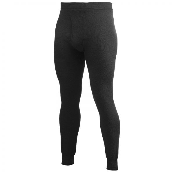 Long Johns w.fly 200 Black