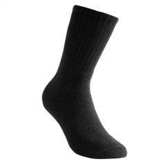 Tunn strumpa i svart. Namn på produkten Socks Classic 200