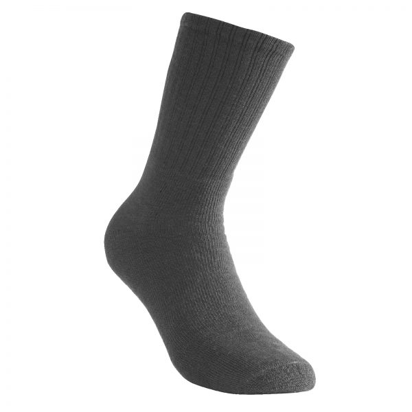 Tunn strumpa i grå. Namn på produkten Socks Classic 200