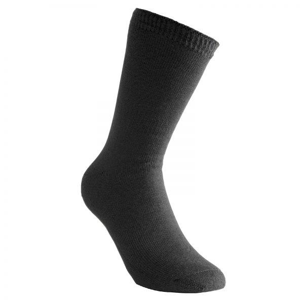 Tjocka strumpor i svart. Namn på produkten Socks Classic 400