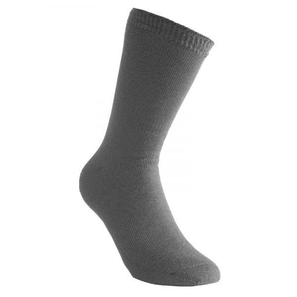 Tjocka strumpor i grå. Namn på produkten Socks Classic 400