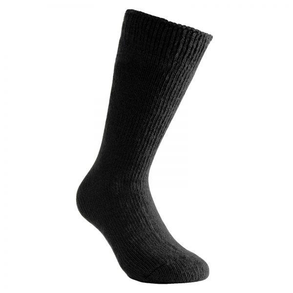 Vår tjockaste strumpa i svart. Namn på produkt Socks Classic 800