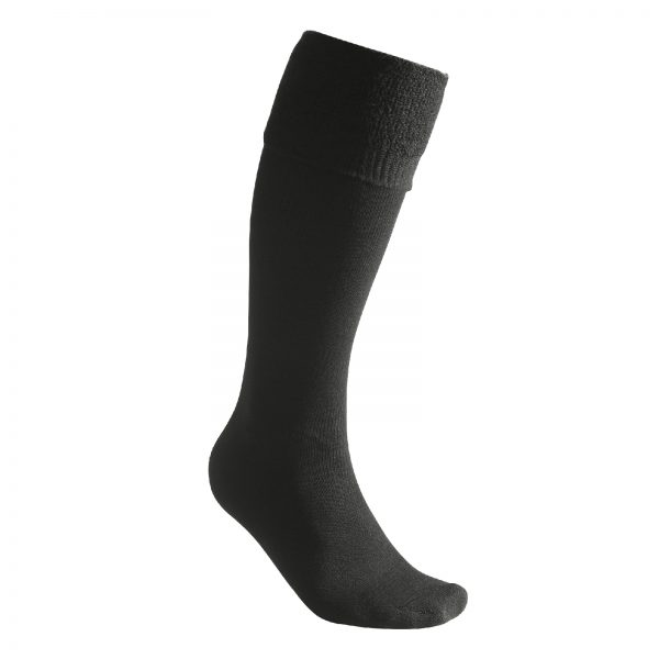 Socks Knee-High 400 Black