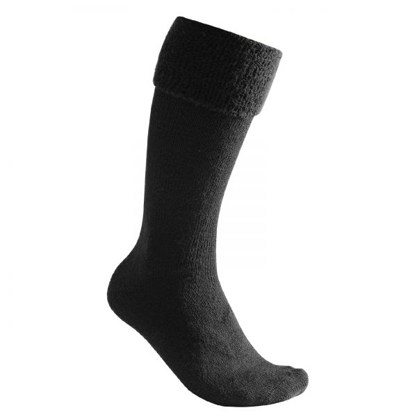 Socks Knee-High 600 Black