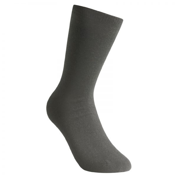 Tunn strumpa i grå. Namn på produkten Socks Liner Classic