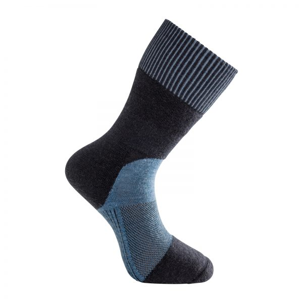 Socks Skilled Classic 400 Dark Navy/Nordic Blue