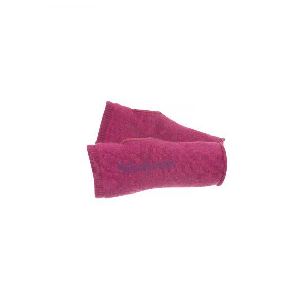 Rosa Handledsvärmare. Namn på produkt Wrist Gaiter 200