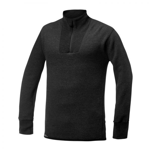 Zip Turtleneck Protection 400 Anthracite